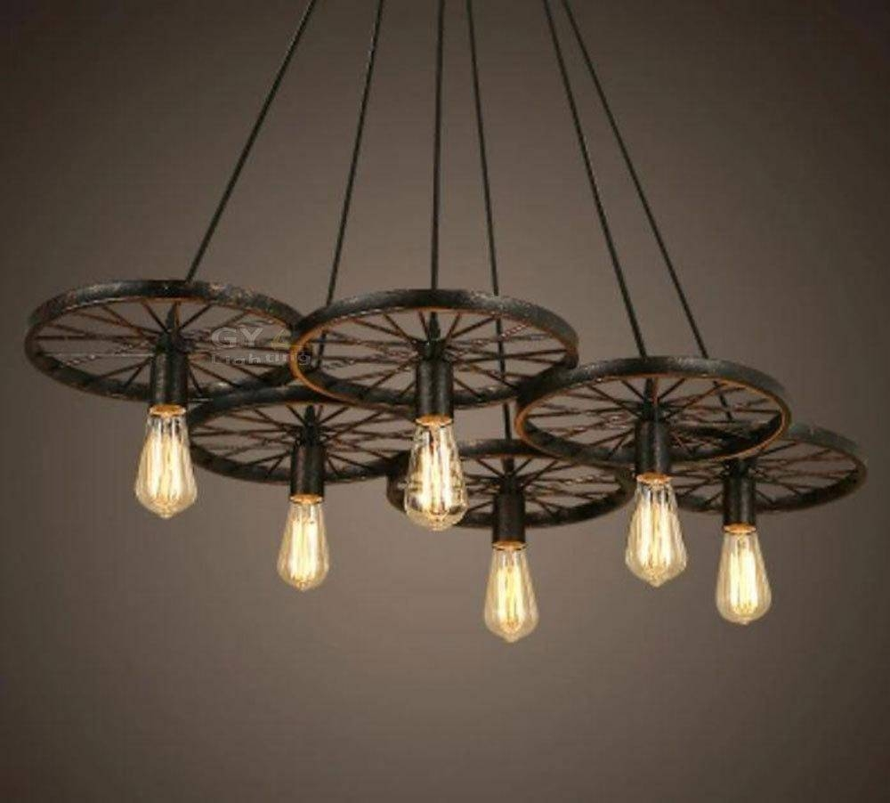 Amazing Of Wrought Iron Pendant Light Related To House Decor Regarding Wrought Iron Kitchen Lights Fixtures (View 10 of 15)