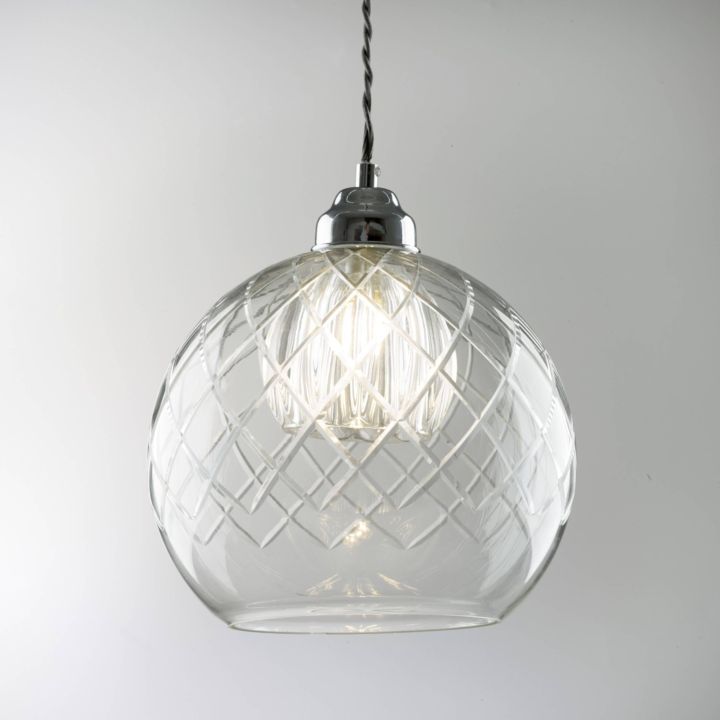 Amusing Clear Glass Pendant Light 79 With Additional Tech Lighting regarding Tech Lighting Australia (Image 2 of 15)