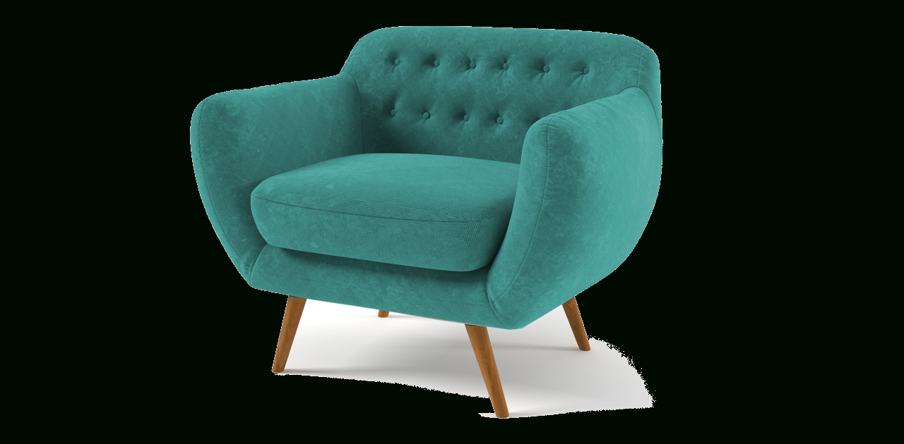 Anatol Chair Retro Sofa - Chairs throughout Retro Sofas And Chairs (Image 2 of 15)