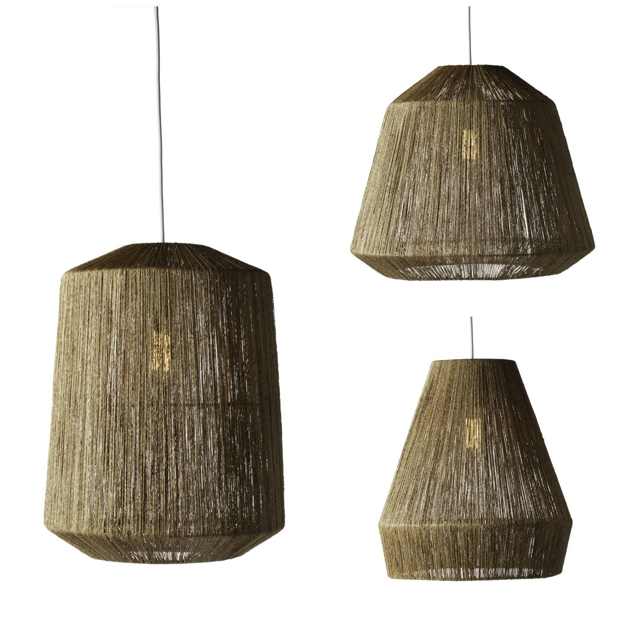 Anthropologie Bungalow Pendant Lamps | Decor Look Alikes with Anthropologie Pendant Lighting (Image 10 of 15)