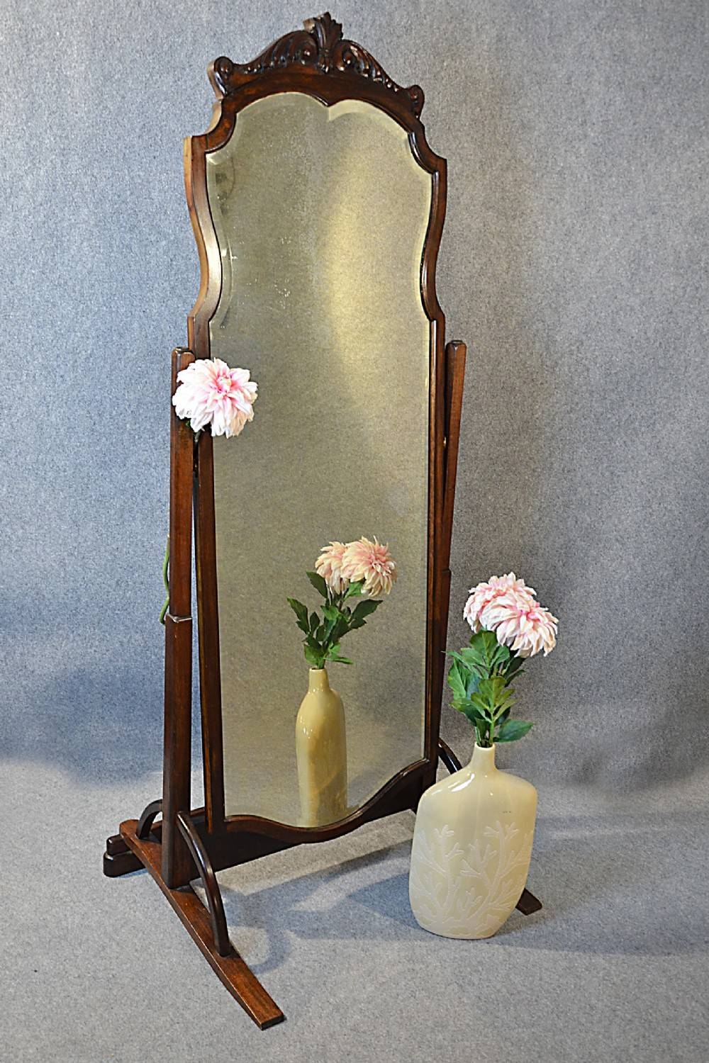 Popular Photo of Full Length Antique Mirrors