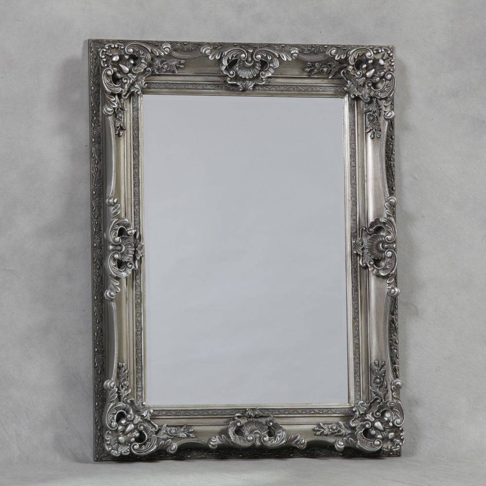 Featured Photo of Silver Vintage Mirrors