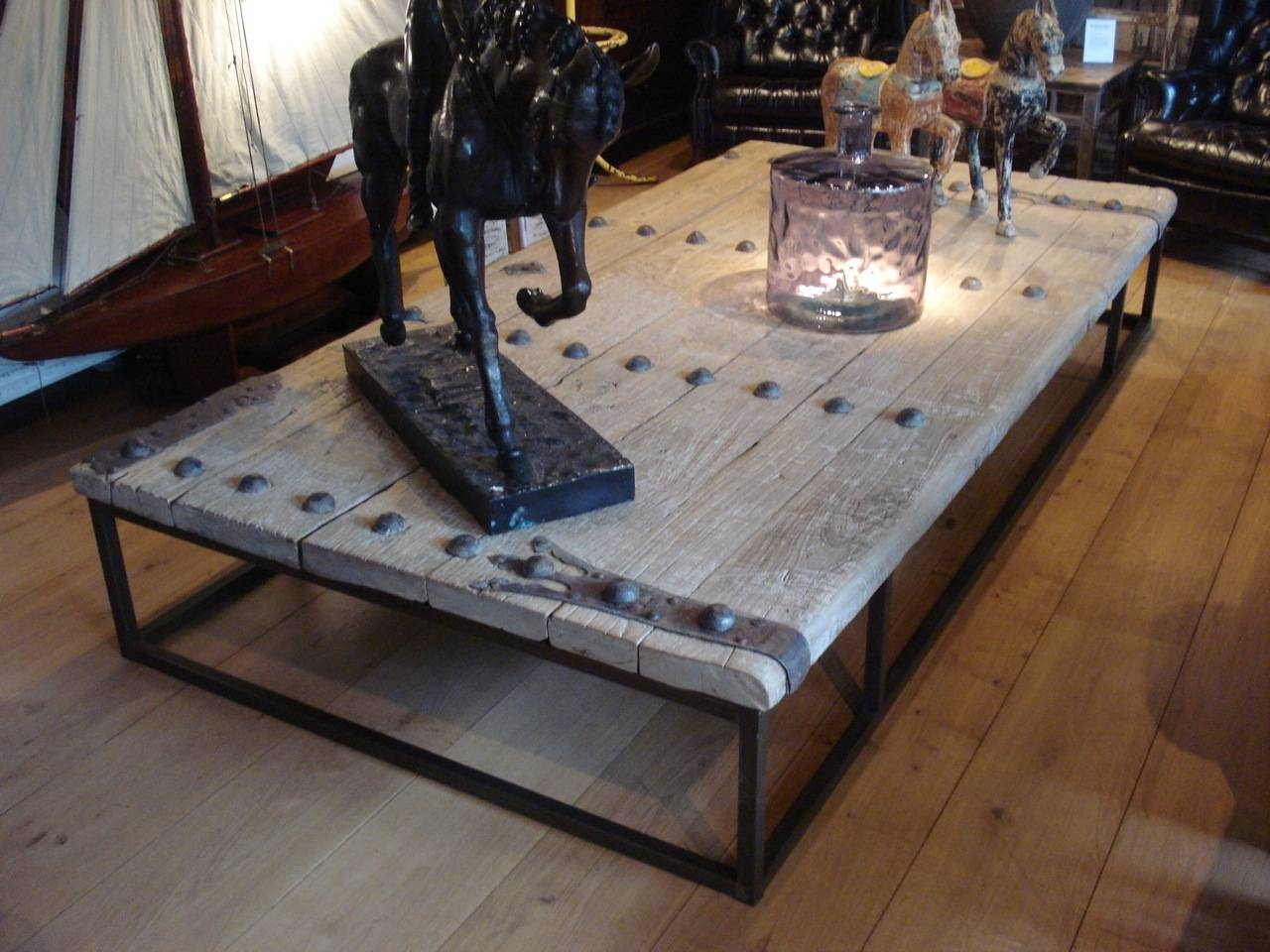 Antique Tables Uk:: Antique Dining Table, Mahogany Writing Table in Huge Coffee Tables (Image 2 of 15)
