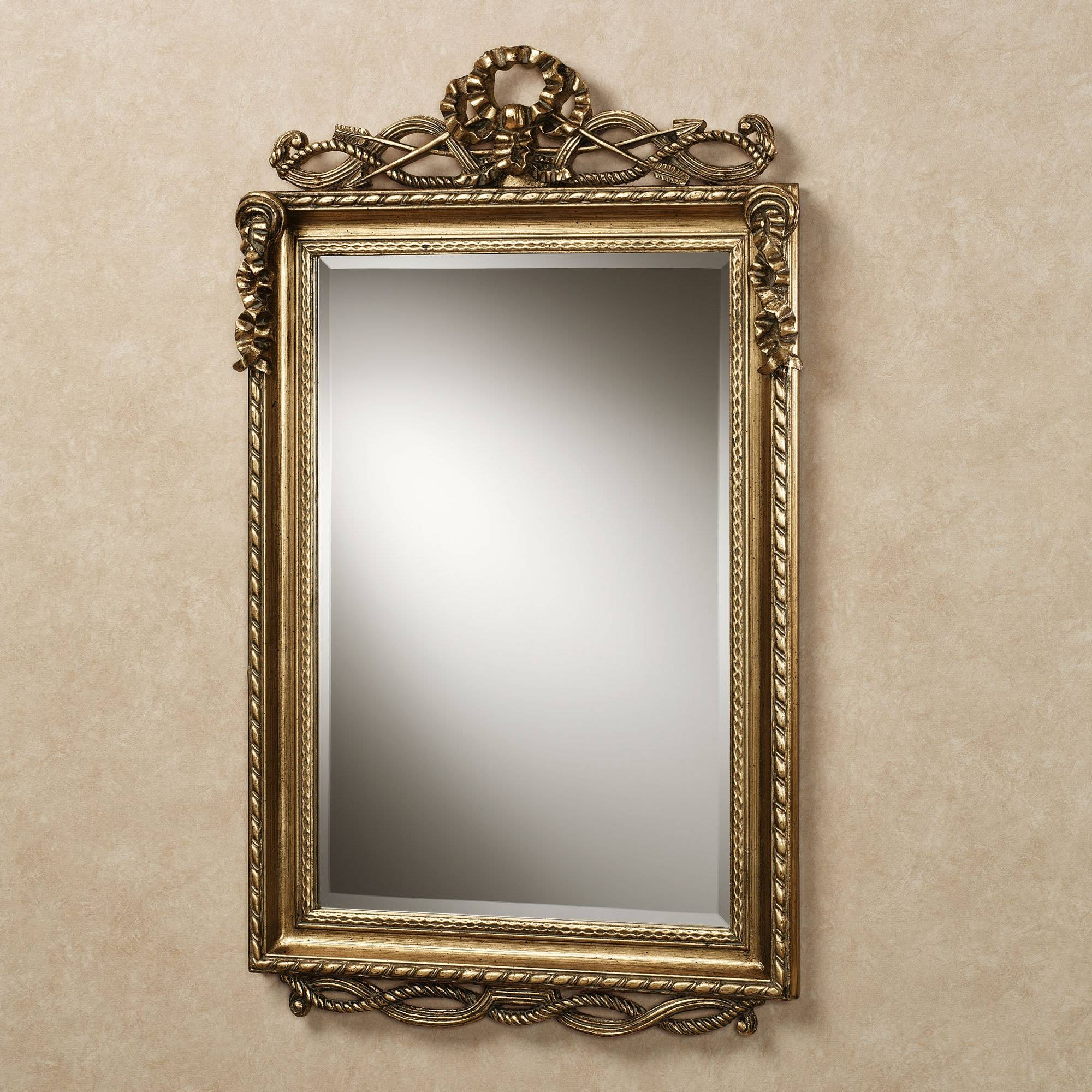 Antique Vintage Wall Mirrors : Doherty House - A Beautiful Of throughout Old Fashioned Wall Mirrors (Image 2 of 15)