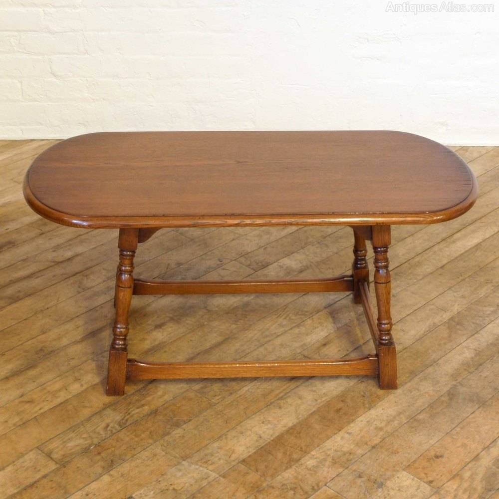 Featured Photo of Retro Oak Coffee Tables