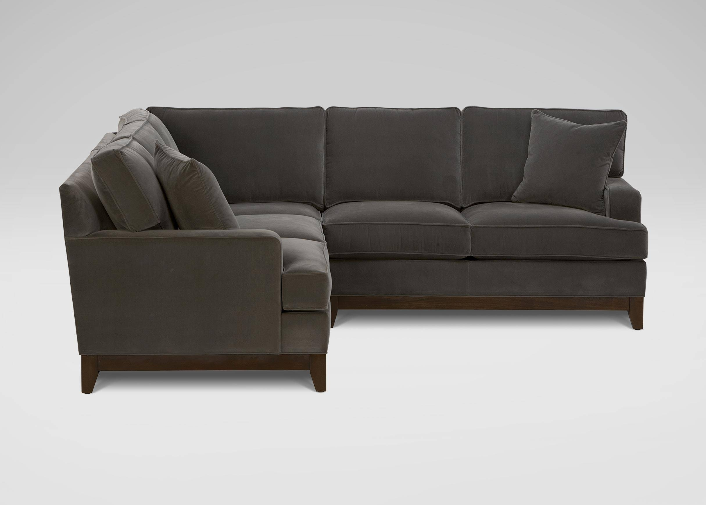 Arcata Sectional | Sectionals Within Ethan Allen Sectional Sofas (View 12 of 15)