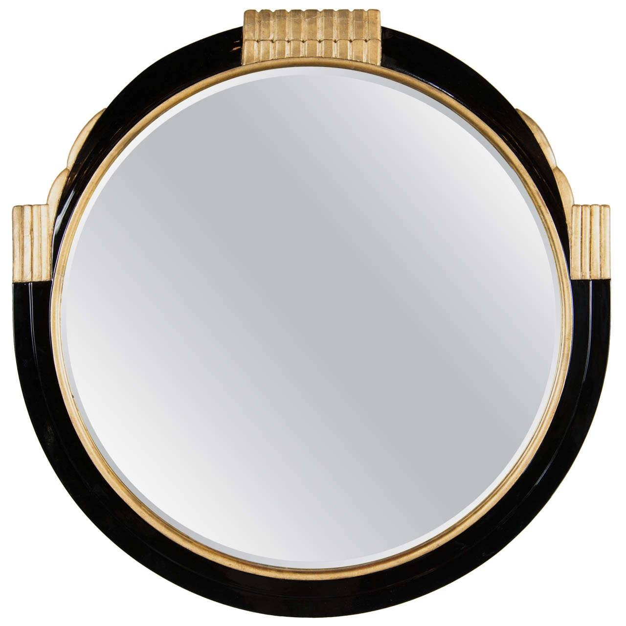 Art Deco Mirror Clips Clipart Collection regarding Round Art Deco Mirrors (Image 2 of 15)