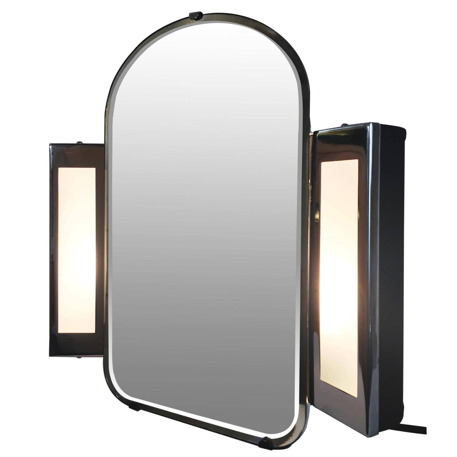 Art Deco Table Mirrors - 48 For Sale At 1Stdibs regarding Art Deco Dressing Table Mirrors (Image 13 of 15)