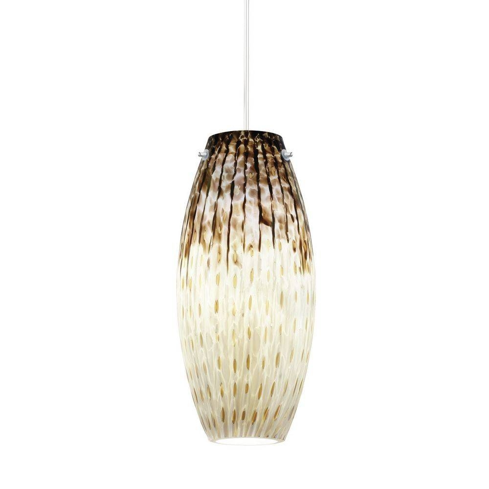 Art Glass Low Voltage Mini-Pendant Light | Dpend Mf P88 Sun 78In throughout Art Glass Mini Pendant Lights (Image 1 of 15)