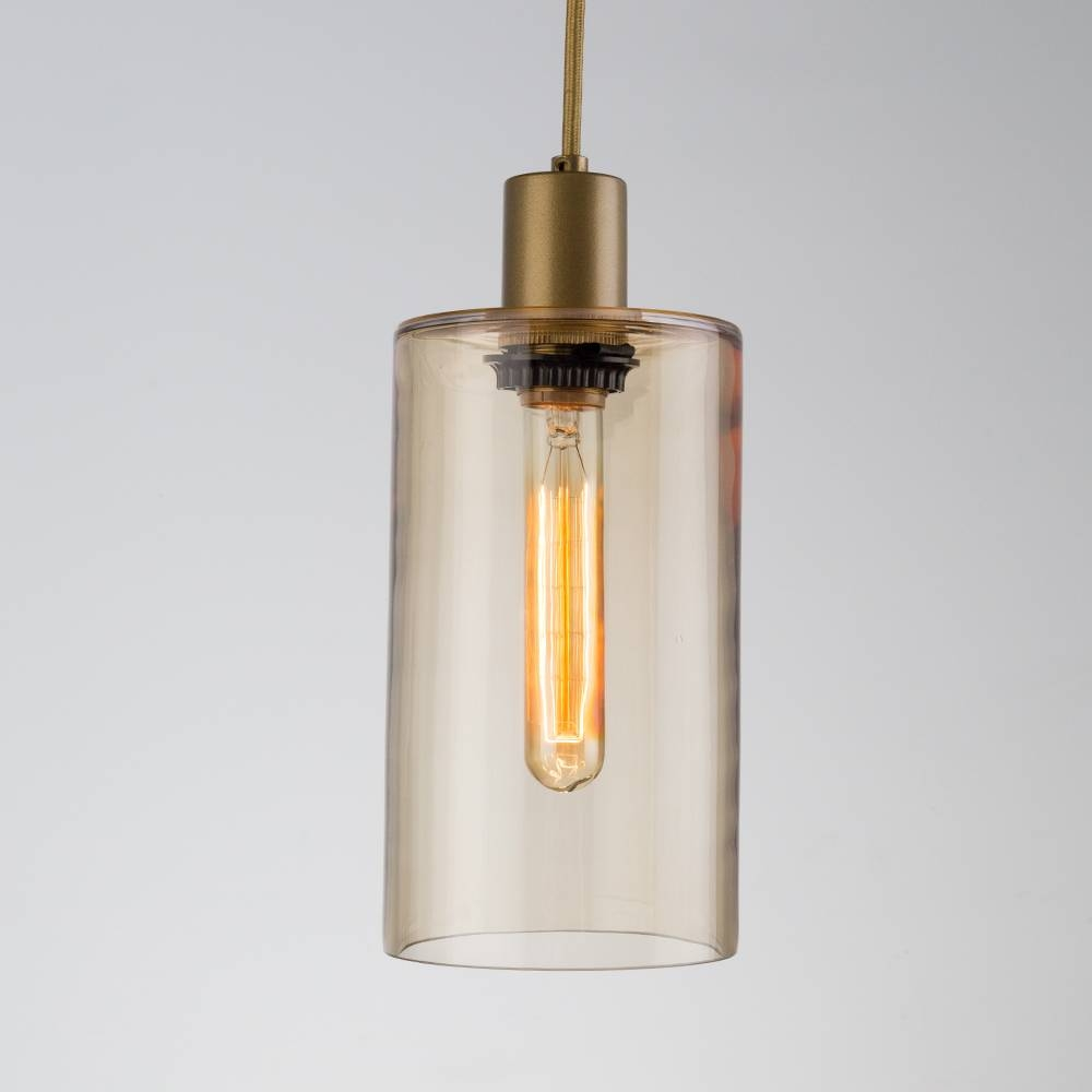 Artisan Blown Glass Lighting — Hammerton Studio throughout Apothecary Pendant Lights (Image 7 of 15)