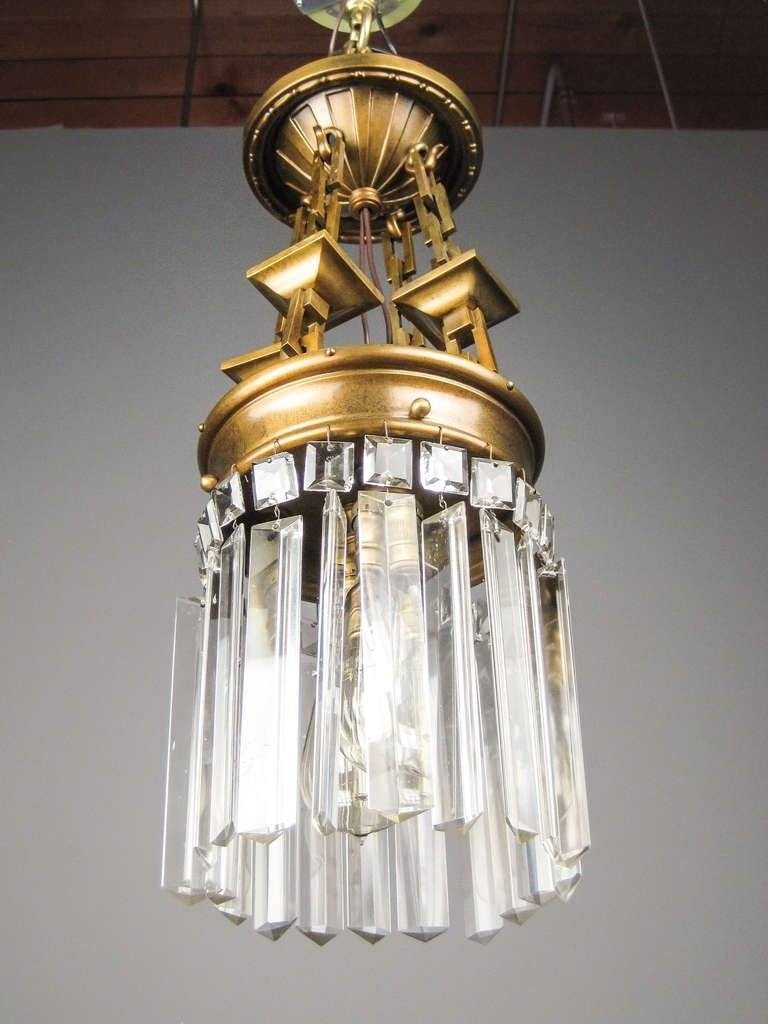 Arts And Crafts Pendant Light Fixture (2-Light) At 1Stdibs regarding Arts and Crafts Pendant Lights (Image 2 of 15)