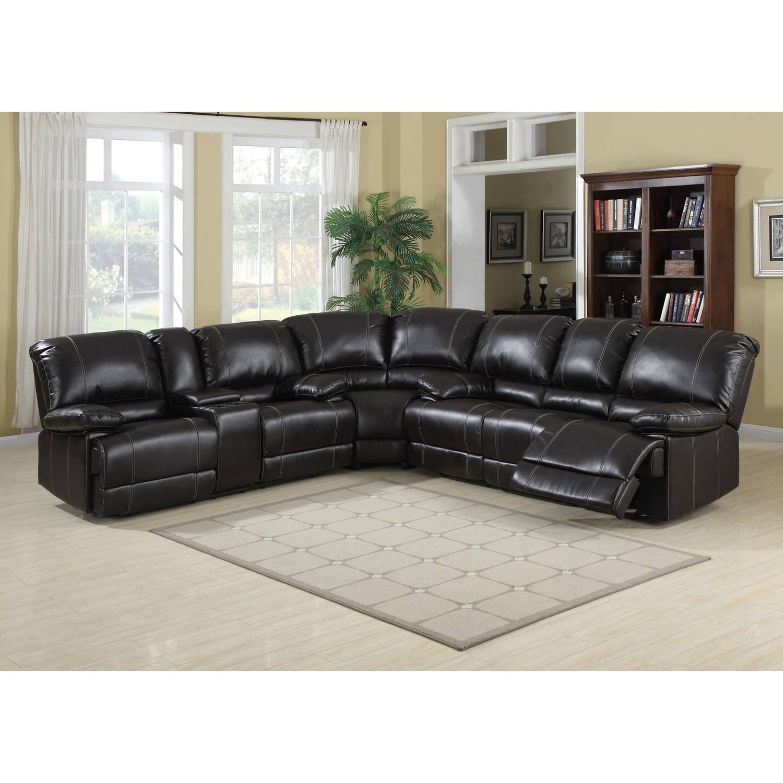 Astounding Cheap Black Sectional Sofa 72 For Sectional Sofas regarding Richmond Sectional Sofas (Image 2 of 15)