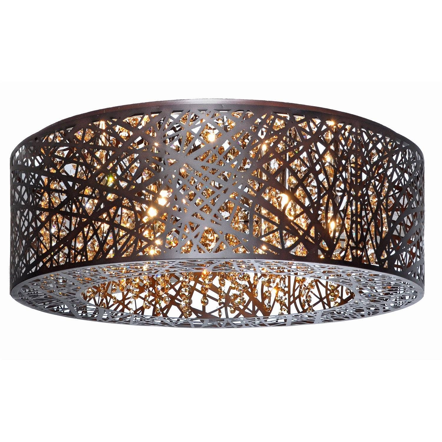 Awesome Inca 9 Light Pendant 35 For Your Modern Pendant Light With throughout Inca 9 Light Pendants (Image 1 of 15)