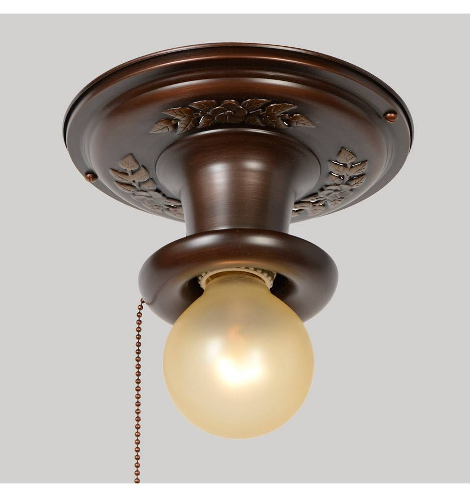 Featured Photo of Pull Chain Pendant Lights Fixtures