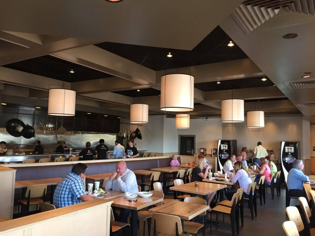 Featured Photo of Restaurant Pendant Lighting Fixtures