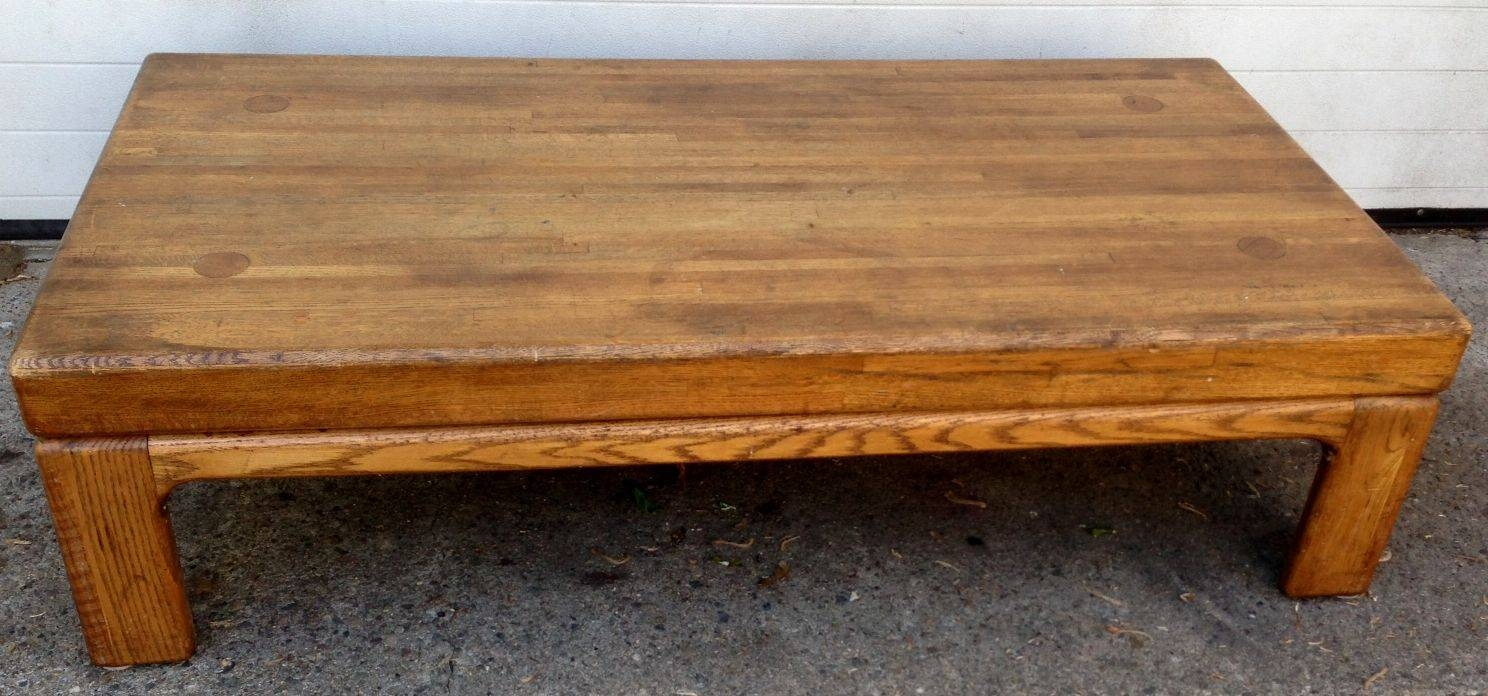 Awesome Rustic Coffee Tables With Belham Living Jamestown Rustic throughout Retro Oak Coffee Tables (Image 7 of 15)