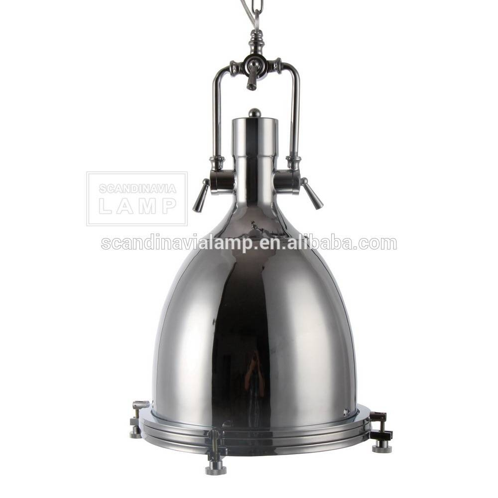 Awesome Stainless Steel Pendant Light With Interior Decor Pictures intended for Stainless Steel Industrial Pendant Lights (Image 5 of 15)