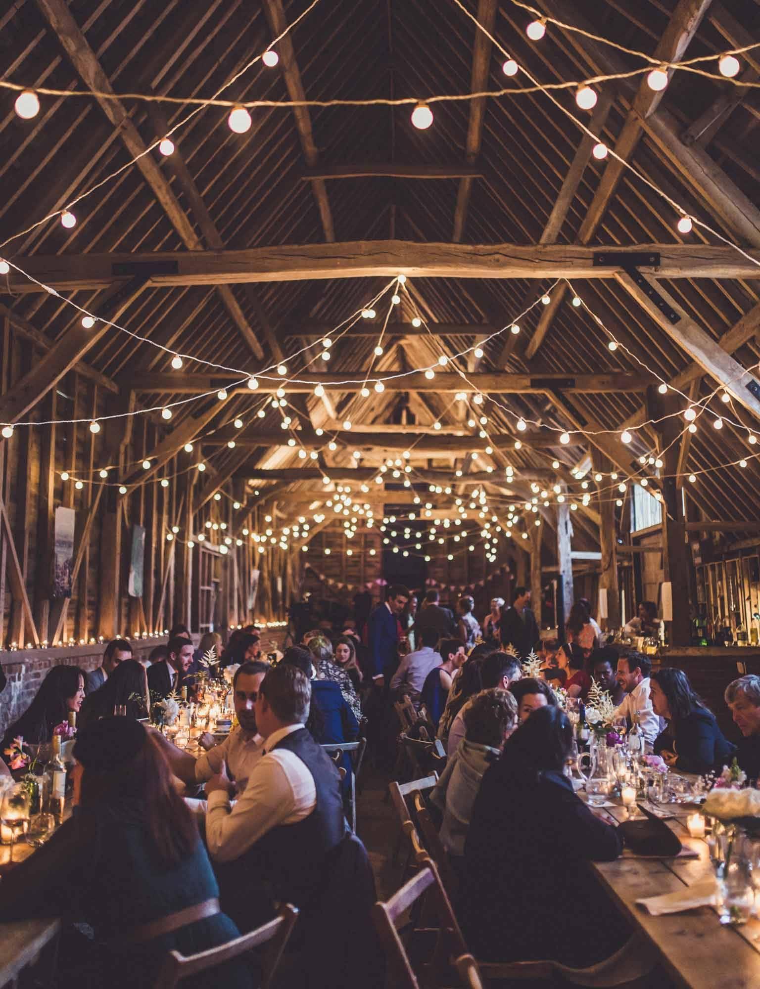 Barn Wedding Light Ideas | Wedding Light Ideas | Inspiration in Barn Lights Uk (Image 8 of 15)
