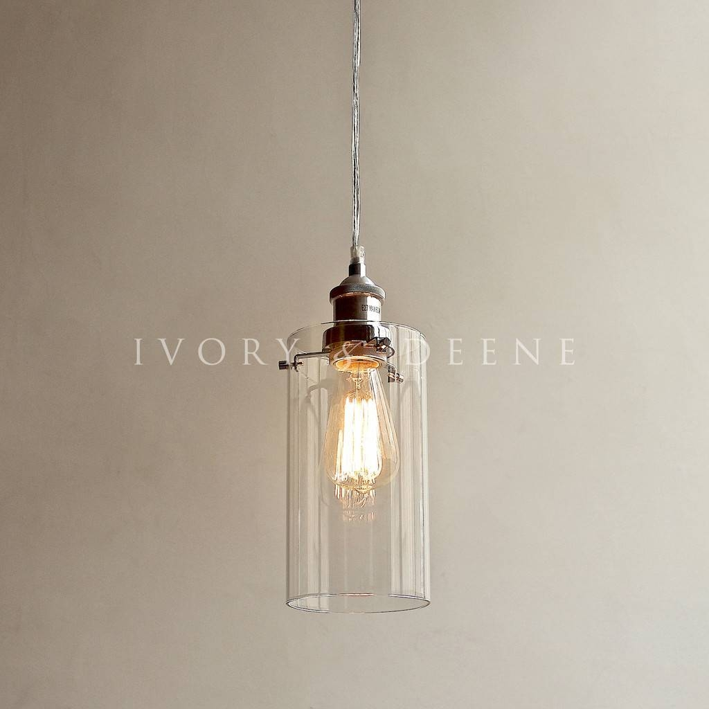 Featured Photo of Glass Pendant Lights Fittings