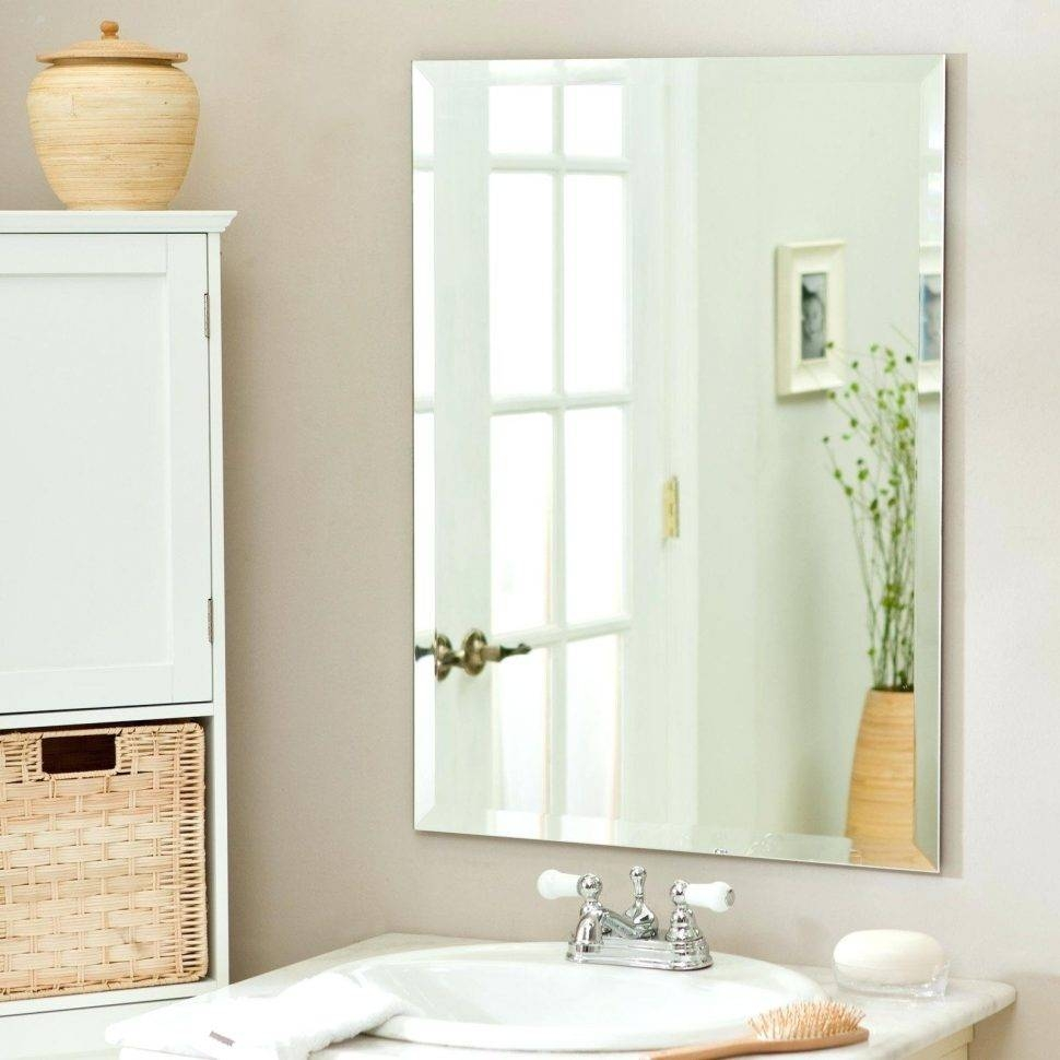 Bathroom Cabinets : Inspirational Antique Cabin Decorative Regarding Antique Mirrors For Bathrooms (View 13 of 15)