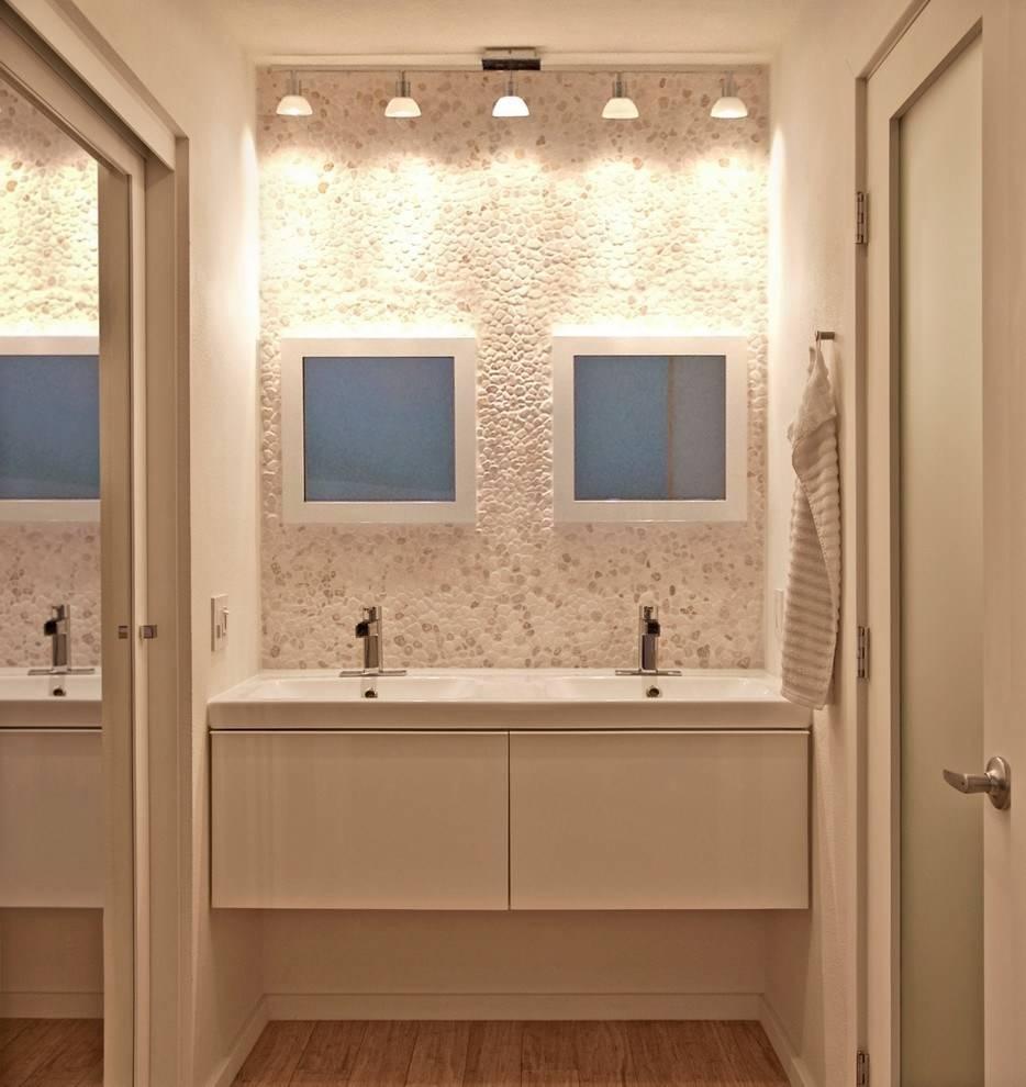Bathroom Cabinets : Lillången Mirror Contemporary Bathroom Mirrors inside Contemporary Large Mirrors (Image 1 of 15)