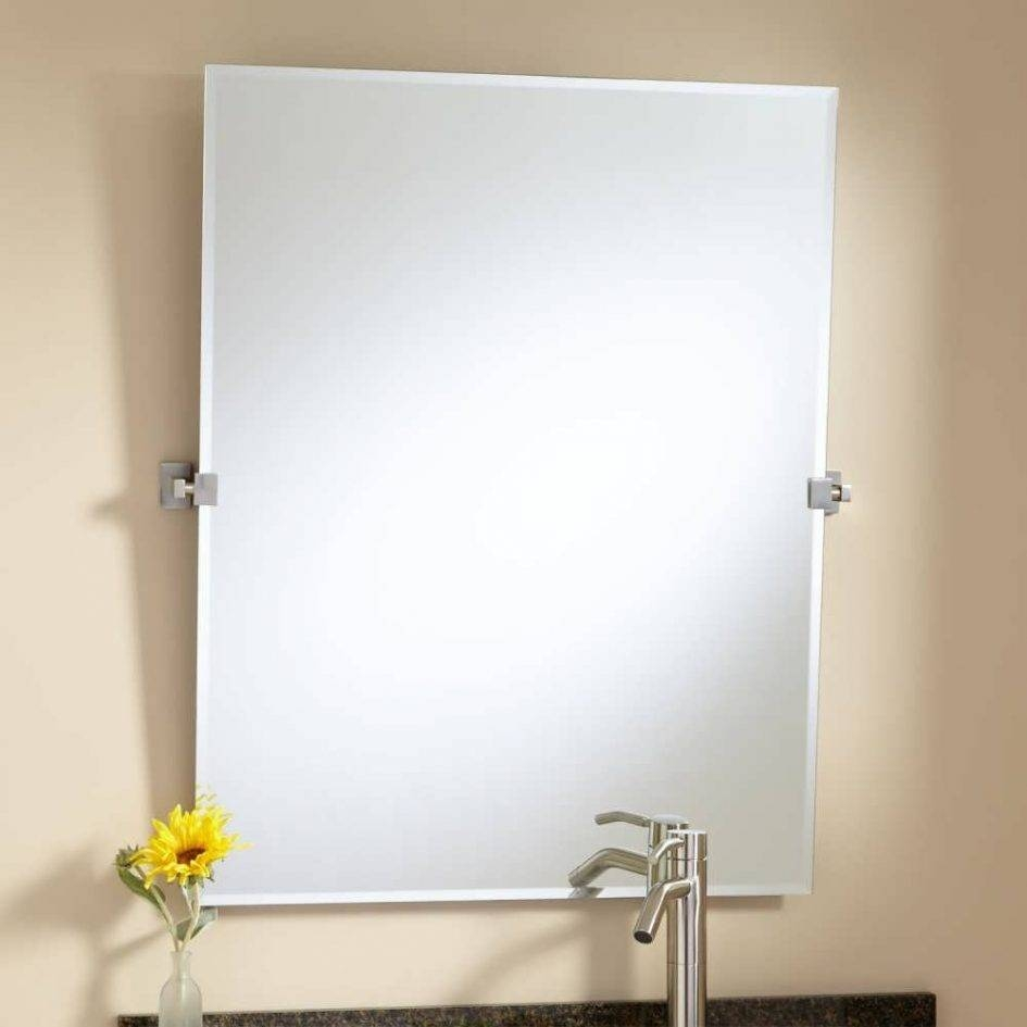 Bathroom Cabinets : Long Mirror Decorative Bathroom Mirrors Funky throughout Large Bronze Mirrors (Image 2 of 15)