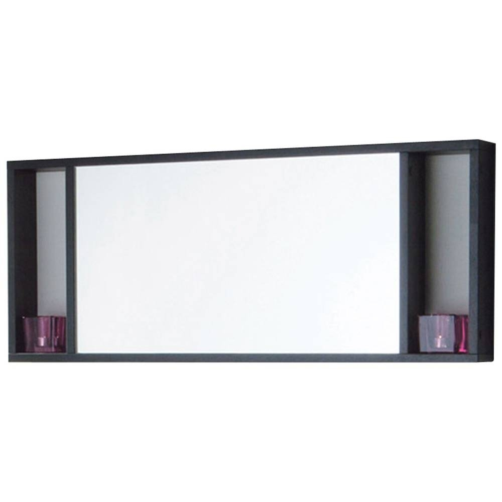 Bathroom Cabinets : Medicine Cabinet Wivel Mirror Bathroom Cabinet in Black Cabinet Mirrors (Image 1 of 15)