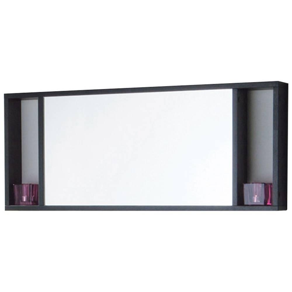 Bathroom Cabinets : Medicine Cabinet Wivel Mirror Bathroom Cabinet In Black Cabinet Mirrors (View 1 of 15)