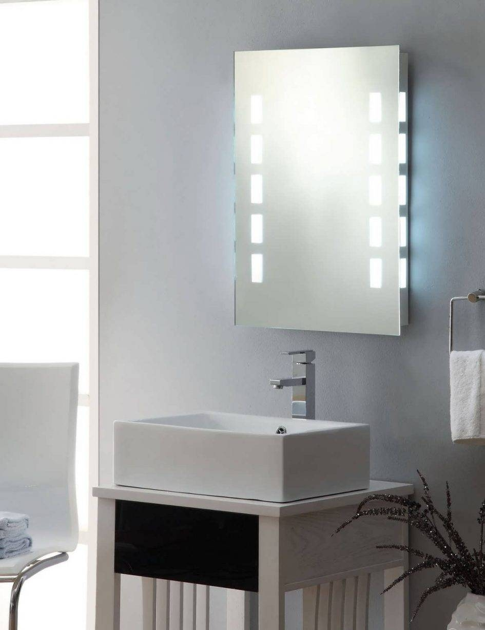 Bathroom Cabinets : Mirror Without Frame Frameless Beveled Mirror inside Wall Mirrors Without Frame (Image 5 of 15)