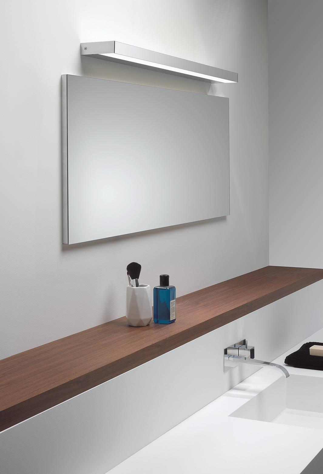 Bathroom Mirror Lighting Ideas. Bathroom Great Bathroom Mirror regarding Wall Light Mirrors (Image 1 of 15)