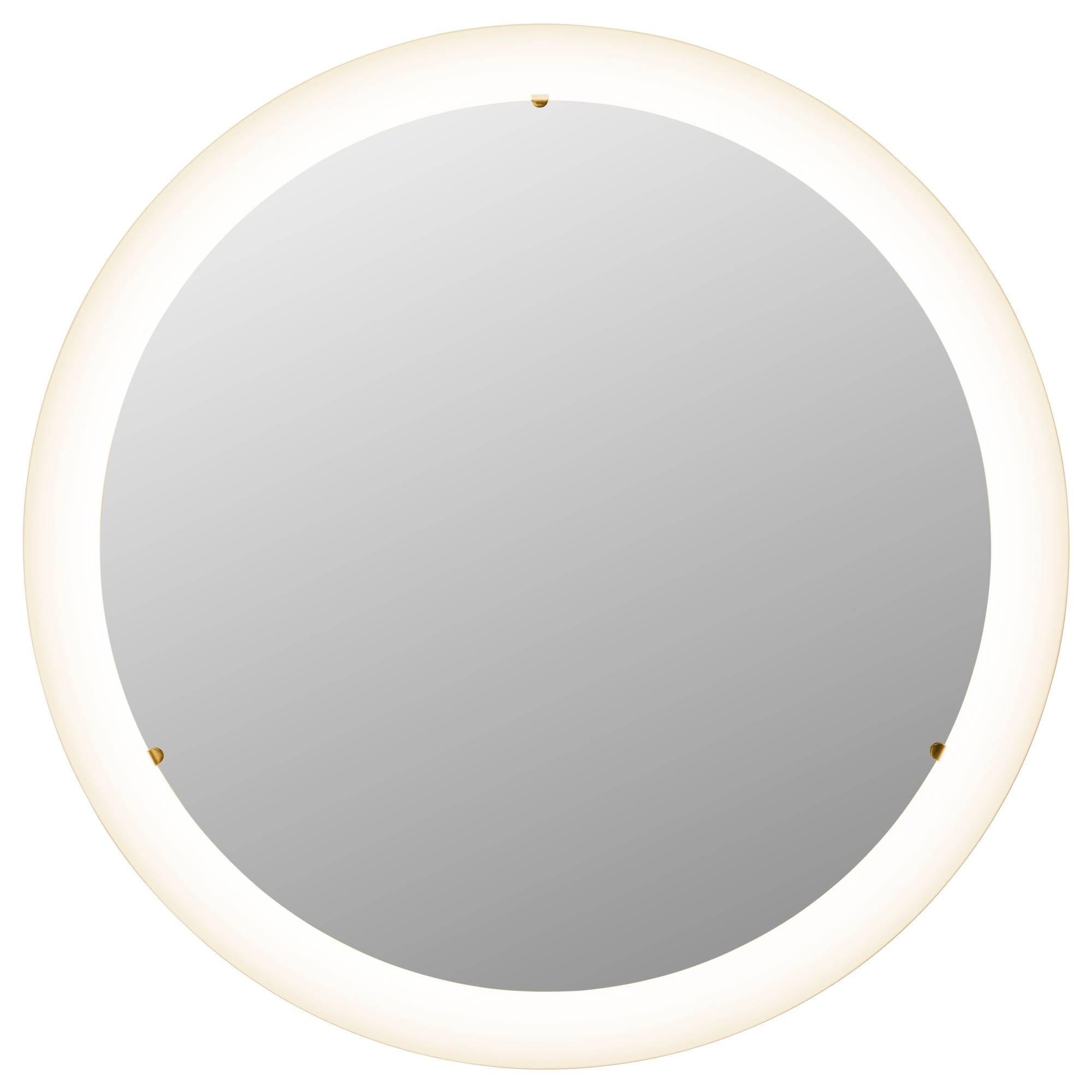 Bathroom Mirrors & Large Bathroom Mirrors - Ikea pertaining to White Round Mirrors (Image 4 of 15)