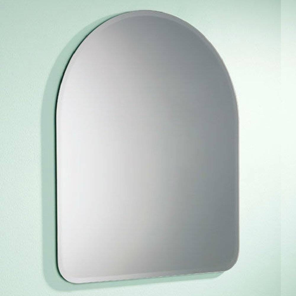 Bathroom White Arched Bathroom Mirrors Pictures, Decorations pertaining to Arched Bathroom Mirrors (Image 4 of 15)