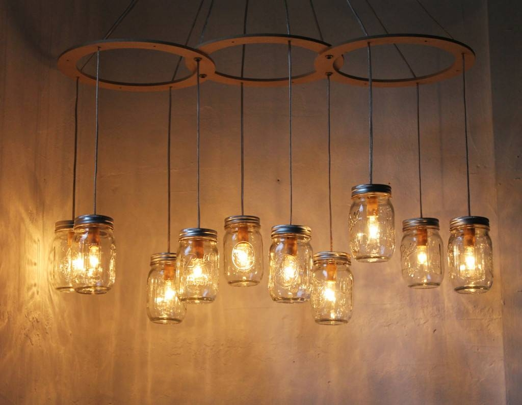 Battery Operated Hanging Chandelier – Tendr in Battery Pendant Lights (Image 4 of 15)