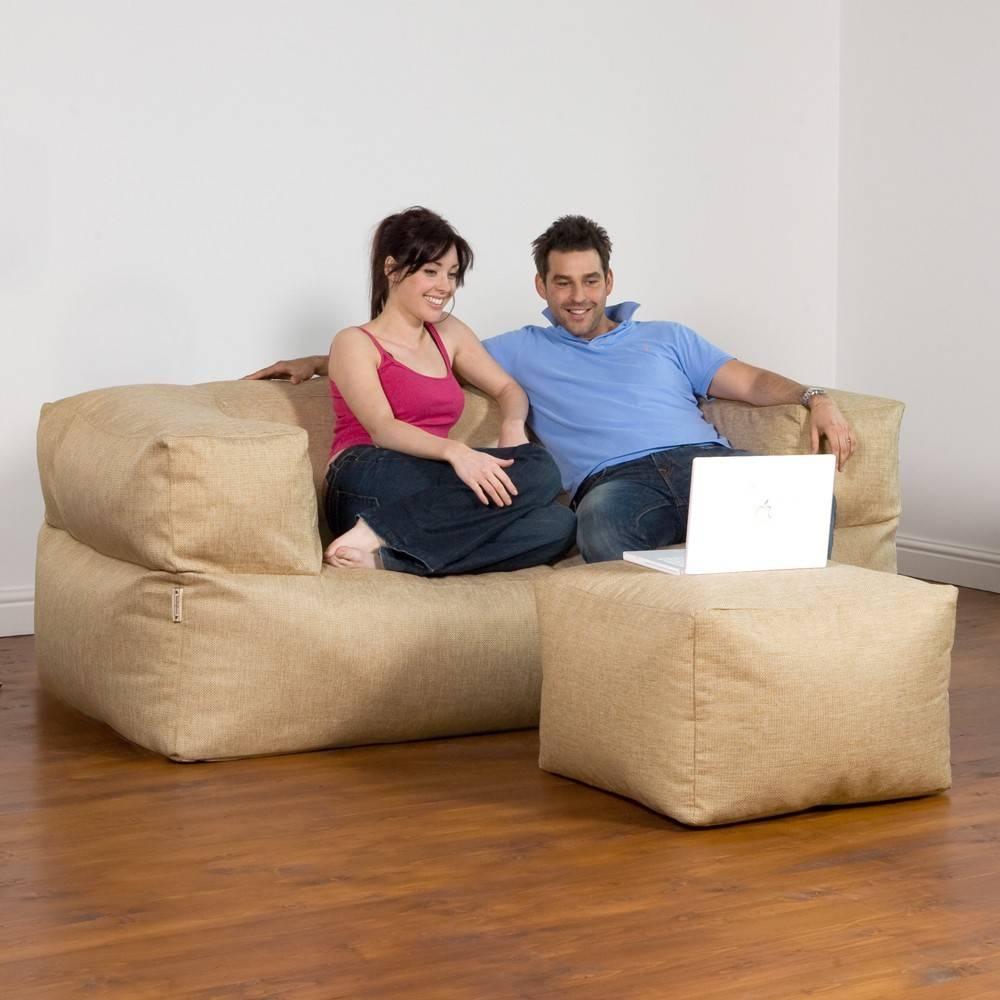 Bazi Bean Bag Sofa | Bean Bag Sofasbazi |Beanbag Bazaar pertaining to Bean Bag Sofas And Chairs (Image 2 of 15)