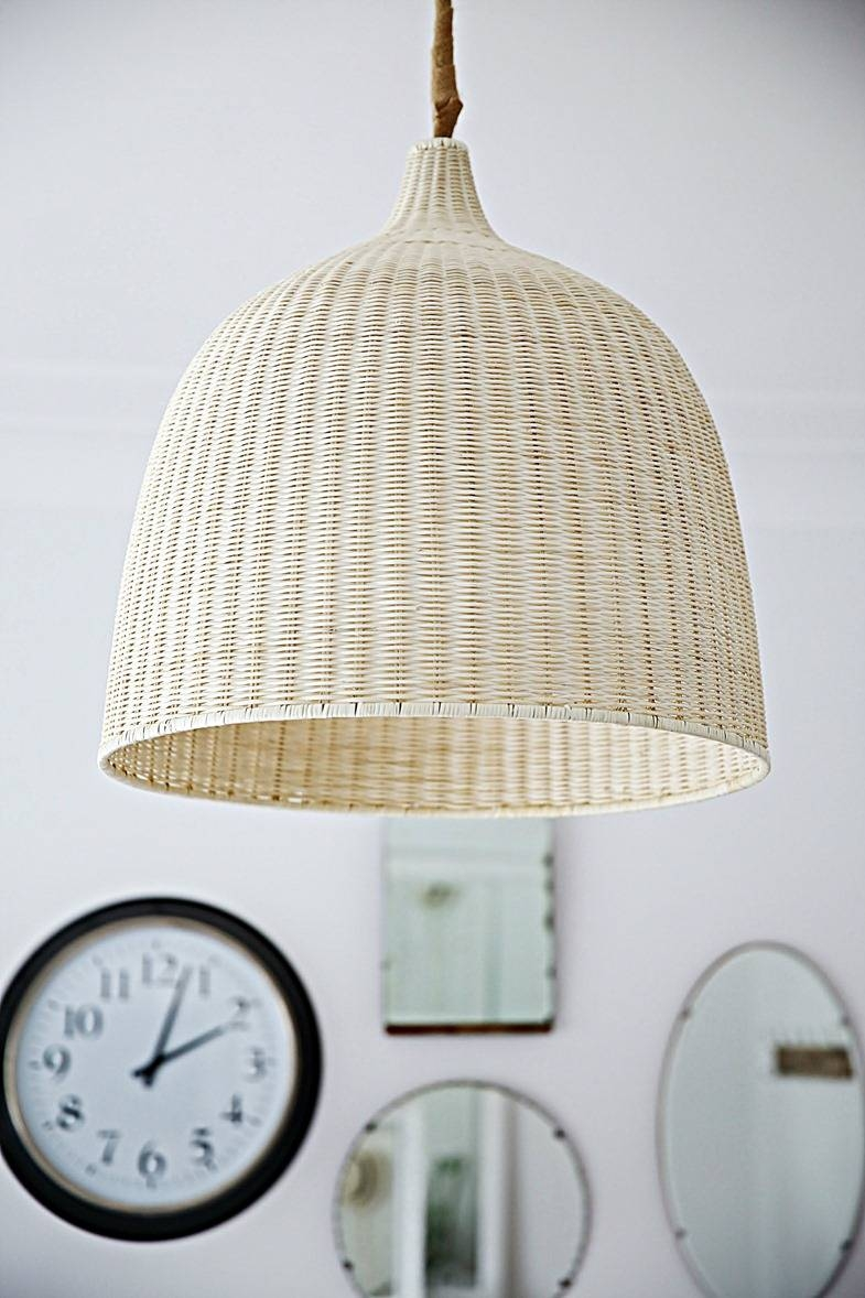 Beach Cottage Coastal Pendant Lighting - Nautical Decor Life in Cottage Pendant Lighting (Image 1 of 15)