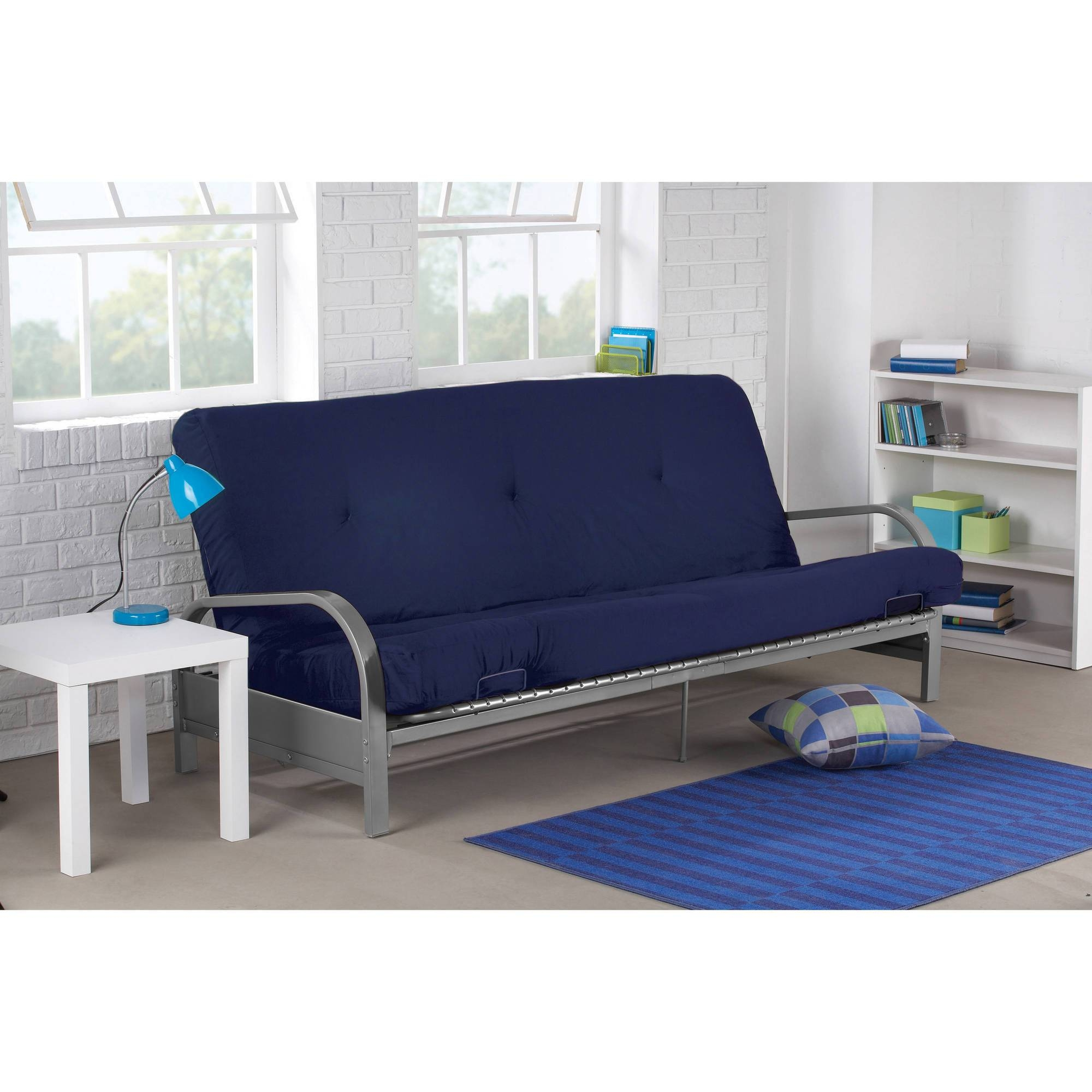 Beautiful Futon Sofa Bed Walmart Contemporary - Home Ideas Design for Mainstays Contempo Futon Sofa Beds (Image 1 of 15)