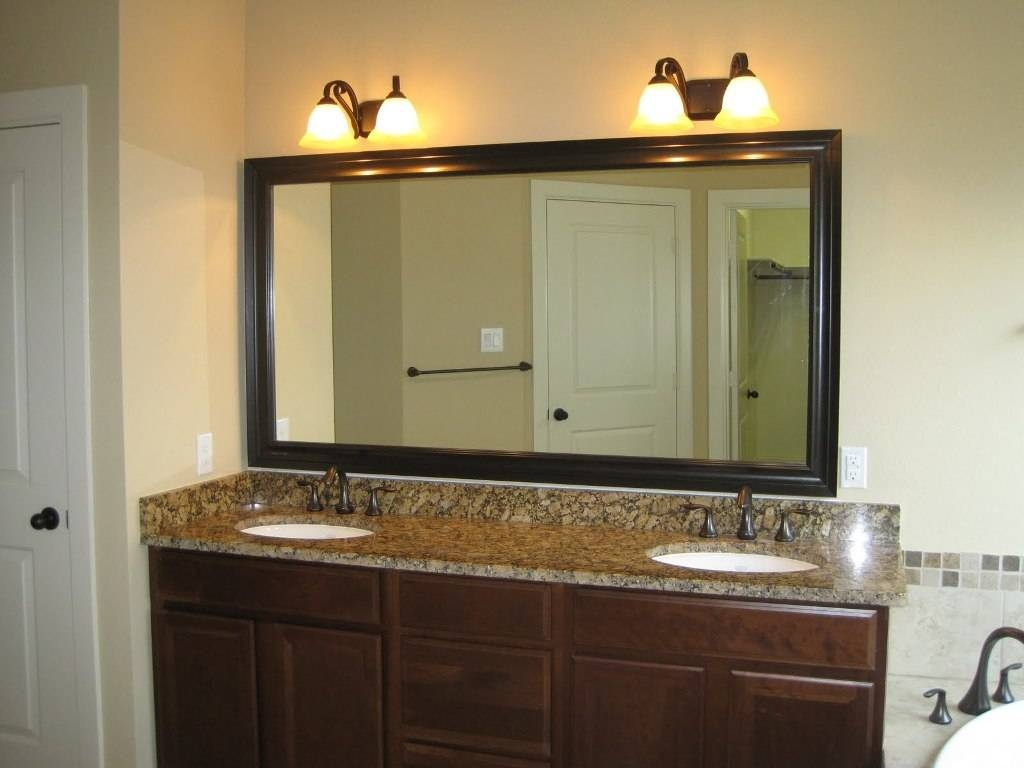 Beautiful Oil Rubbed Bronze Mirrors Bathroom — Doherty House with regard to Large Bronze Mirrors (Image 6 of 15)