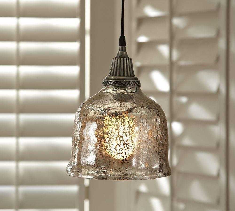 Beauty Mercury Glass Pendant Light Kitchen | Tedxumkc Decoration for Mercury Glass Pendant Lighting (Image 1 of 15)