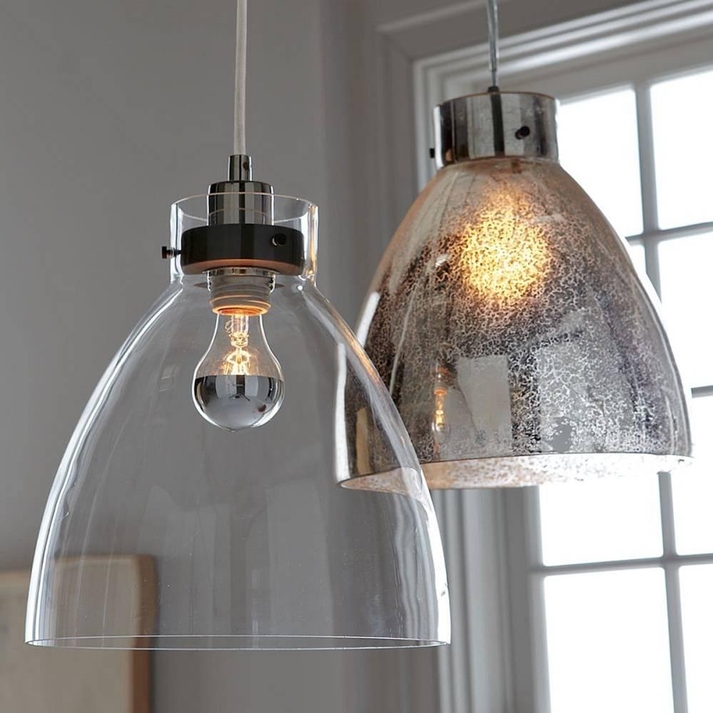 Beauty Mercury Glass Pendant Light Kitchen | Tedxumkc Decoration regarding Mercury Glass Pendant Lighting (Image 3 of 15)