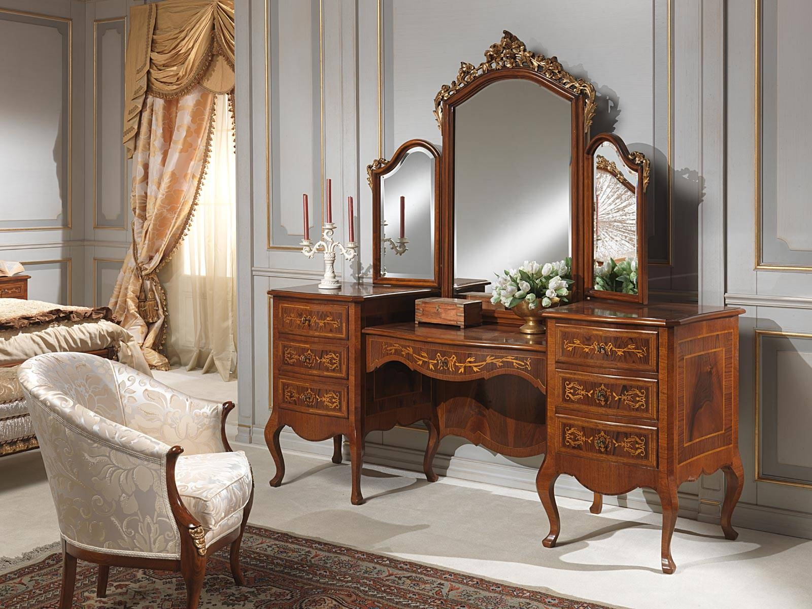 15 Ideas of Full Length Antique Dressing Mirrors