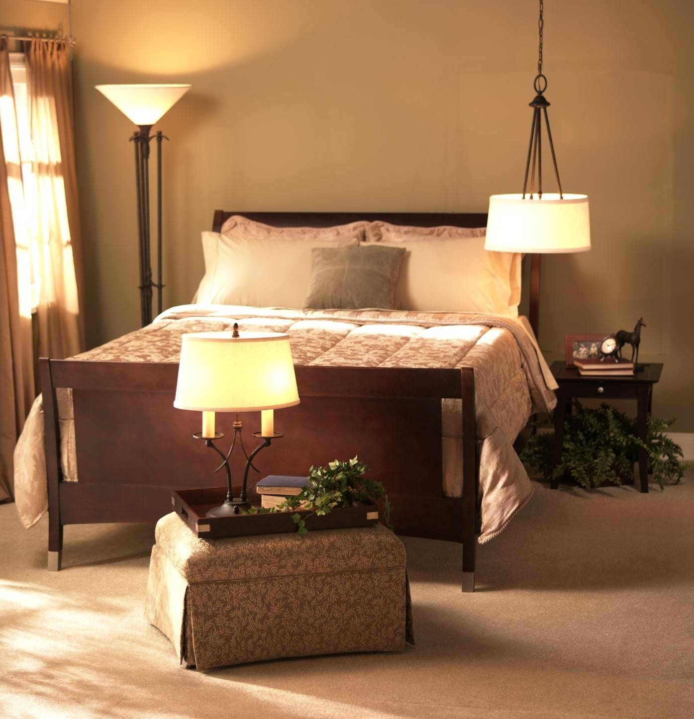 Bedroom : Exquisite Cottage Style Bathroom Lighting Cottage Style regarding Cottage Style Pendant Lighting (Image 3 of 15)