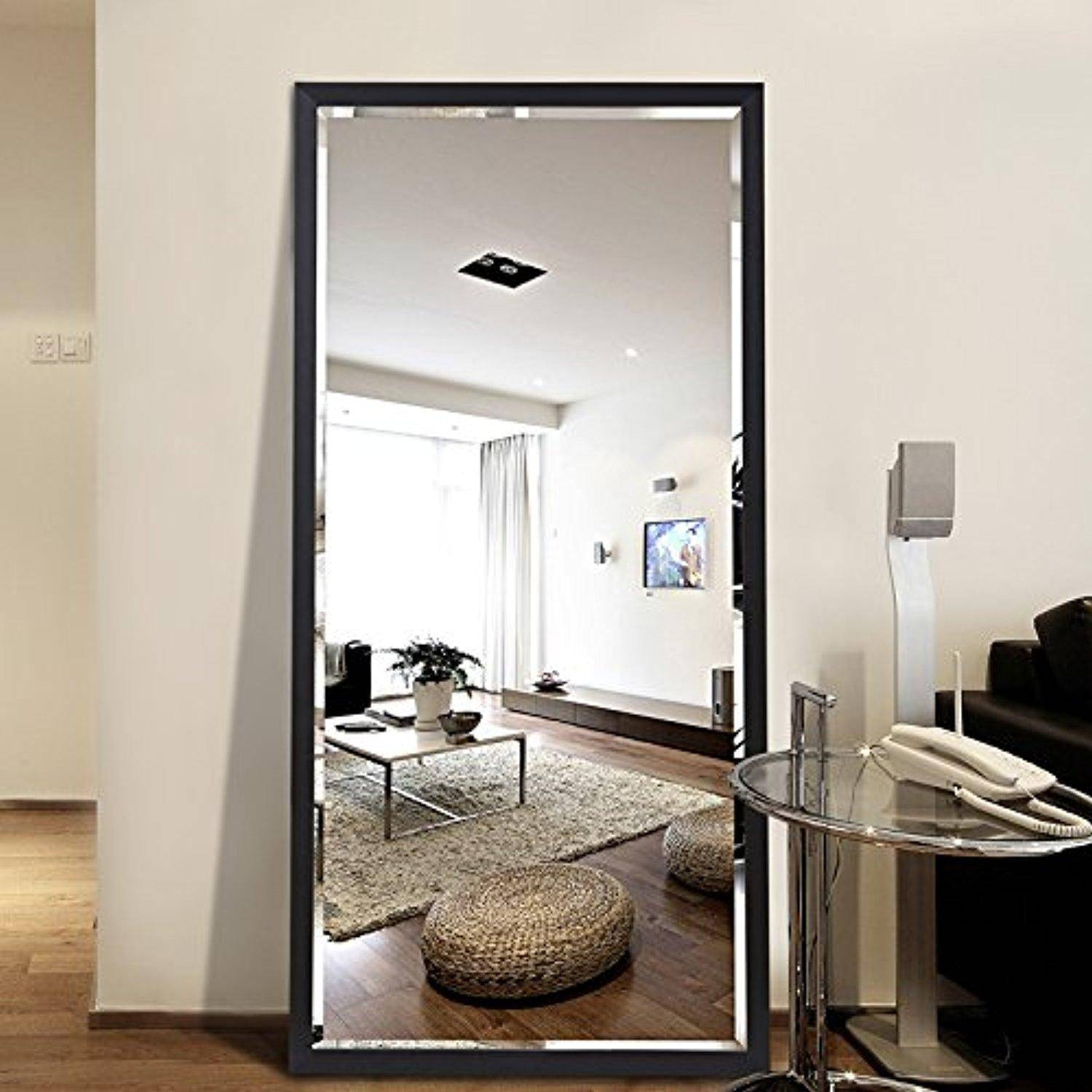 Bedroom Furniture Sets : Framed Mirrors Gold Mirror Mirror Framed for Extra Large Full Length Mirrors (Image 2 of 15)