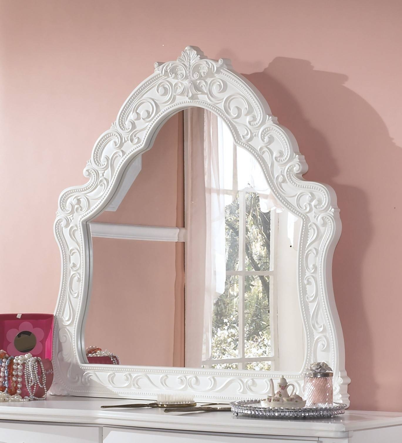 Bedroom : Gym Wall Mirrors Bedroom Mirrors Walmart Cheap Full throughout Cheap French Style Mirrors (Image 5 of 15)