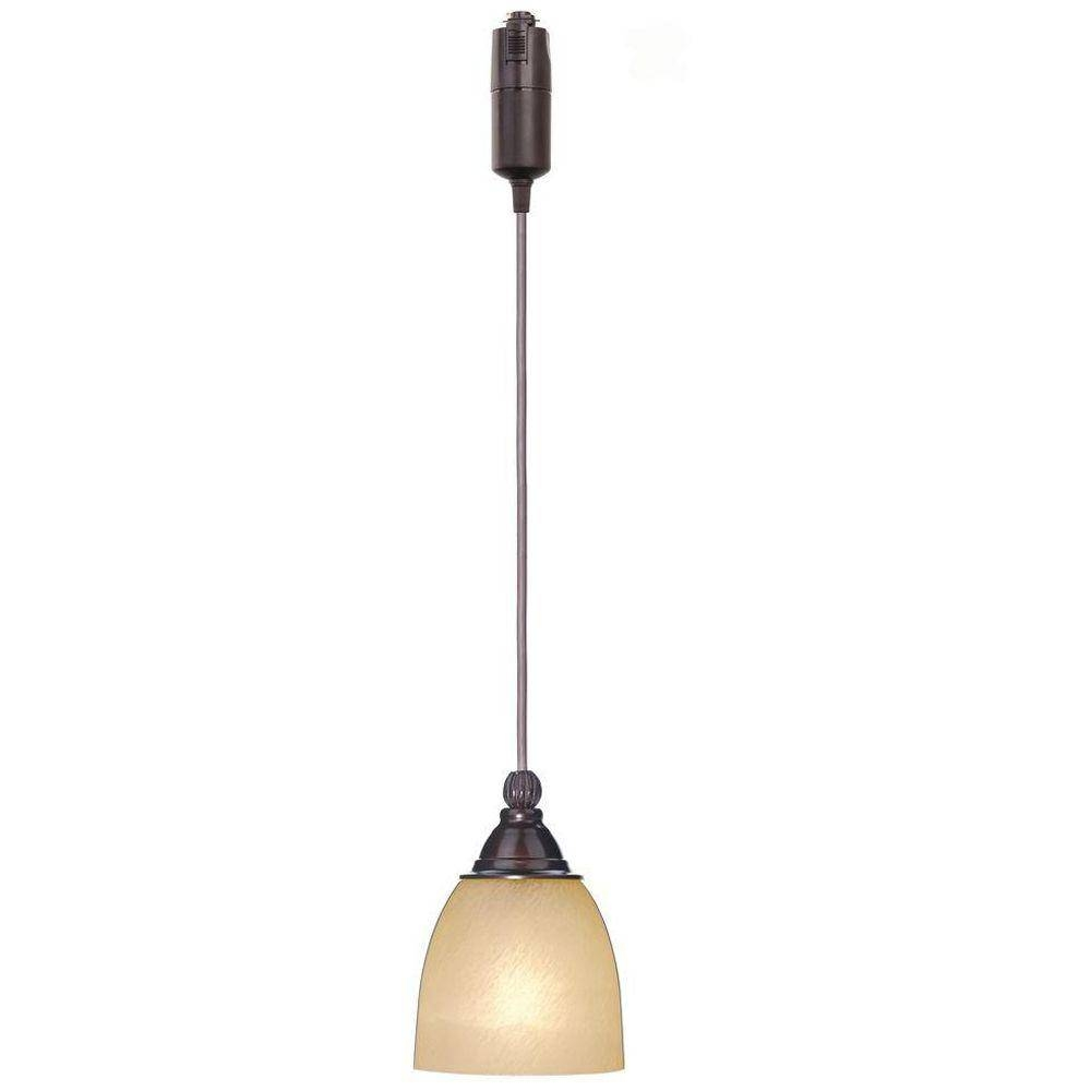 Beige/bisque - Track Heads & Pendants - Track Lighting - The Home intended for Track Lighting Pendants (Image 2 of 15)