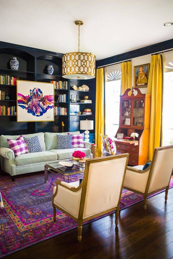 Best 10+ Colourful Living Room Ideas On Pinterest | Colorful Couch Pertaining To Colorful Sofas And Chairs (View 7 of 15)