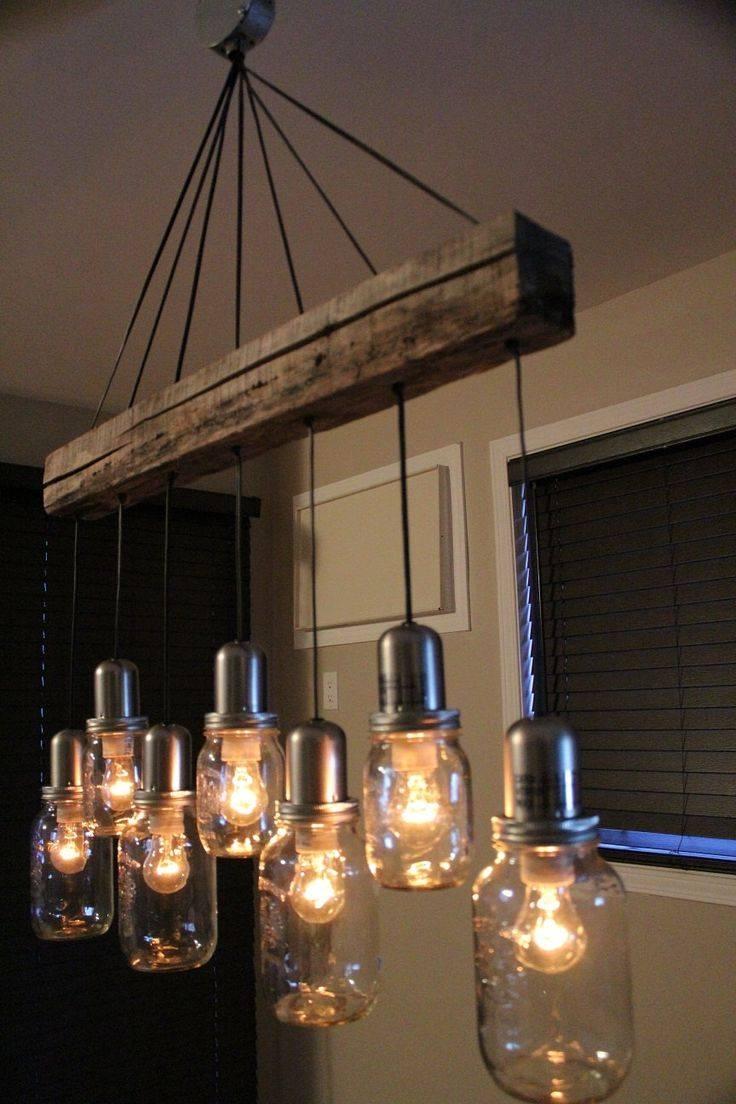 Best 10+ Jar Lights Ideas On Pinterest | Diy Mason Jar Lights within Wine Jug Pendant Lights (Image 3 of 15)
