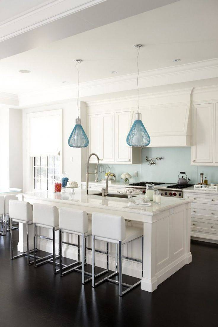 Best 20+ Blue Pendant Light Ideas On Pinterest | Blue Light Bar with Demijohn Pendant Lights (Image 2 of 15)