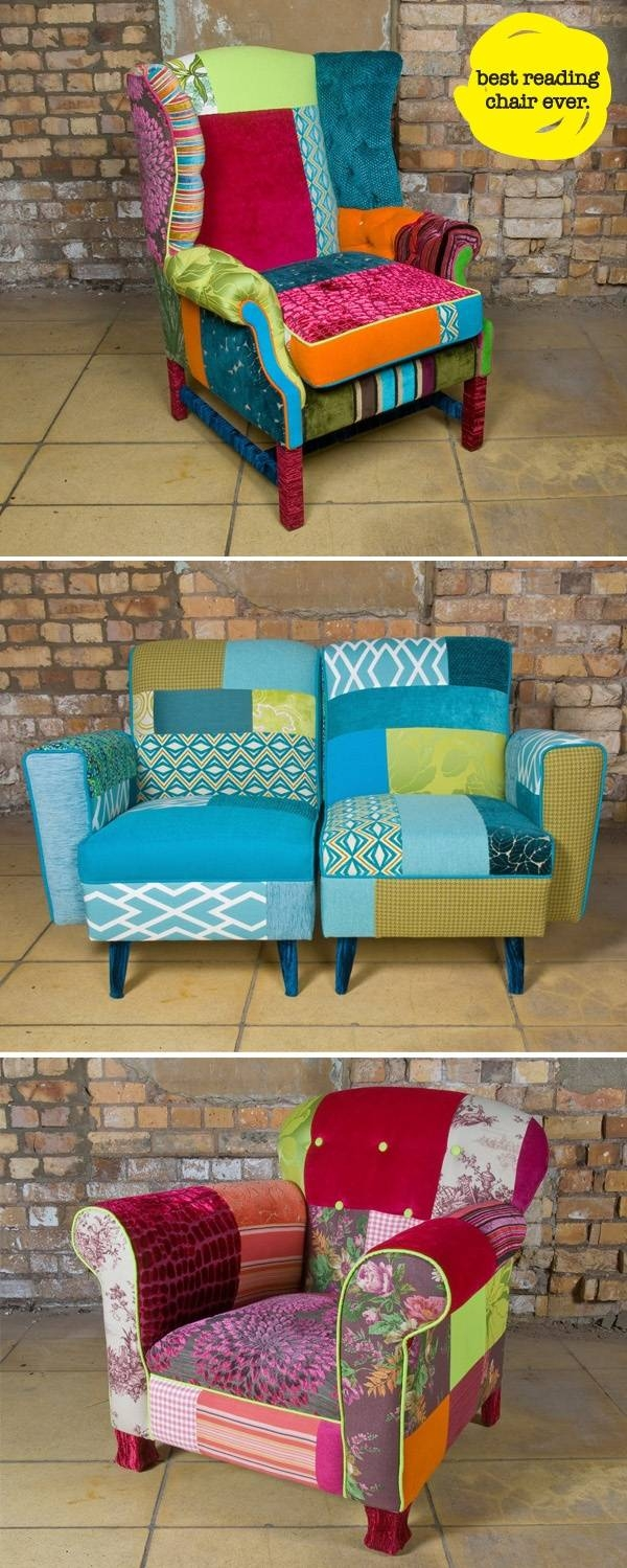 Best 20+ Mismatched Sofas Ideas On Pinterest | Living Spaces Rugs With Colorful Sofas And Chairs (View 8 of 15)