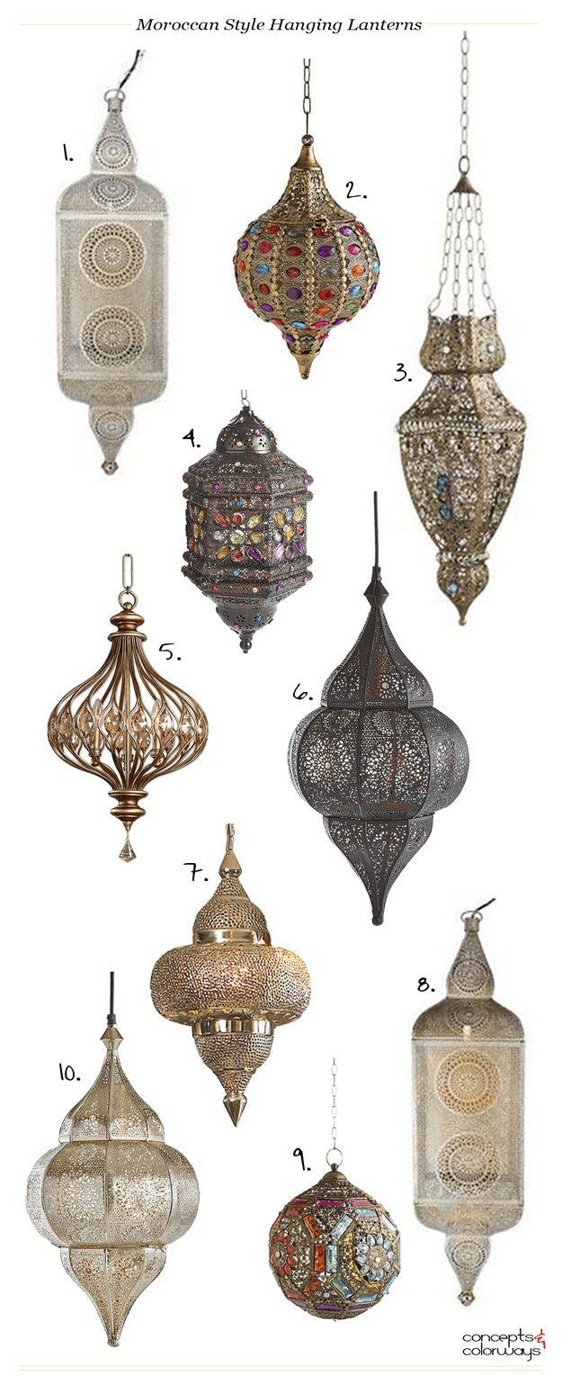 Best 20+ Moroccan Lighting Ideas On Pinterest | Moroccan Lamp with Moroccan Punched Metal Pendant Lights (Image 2 of 15)