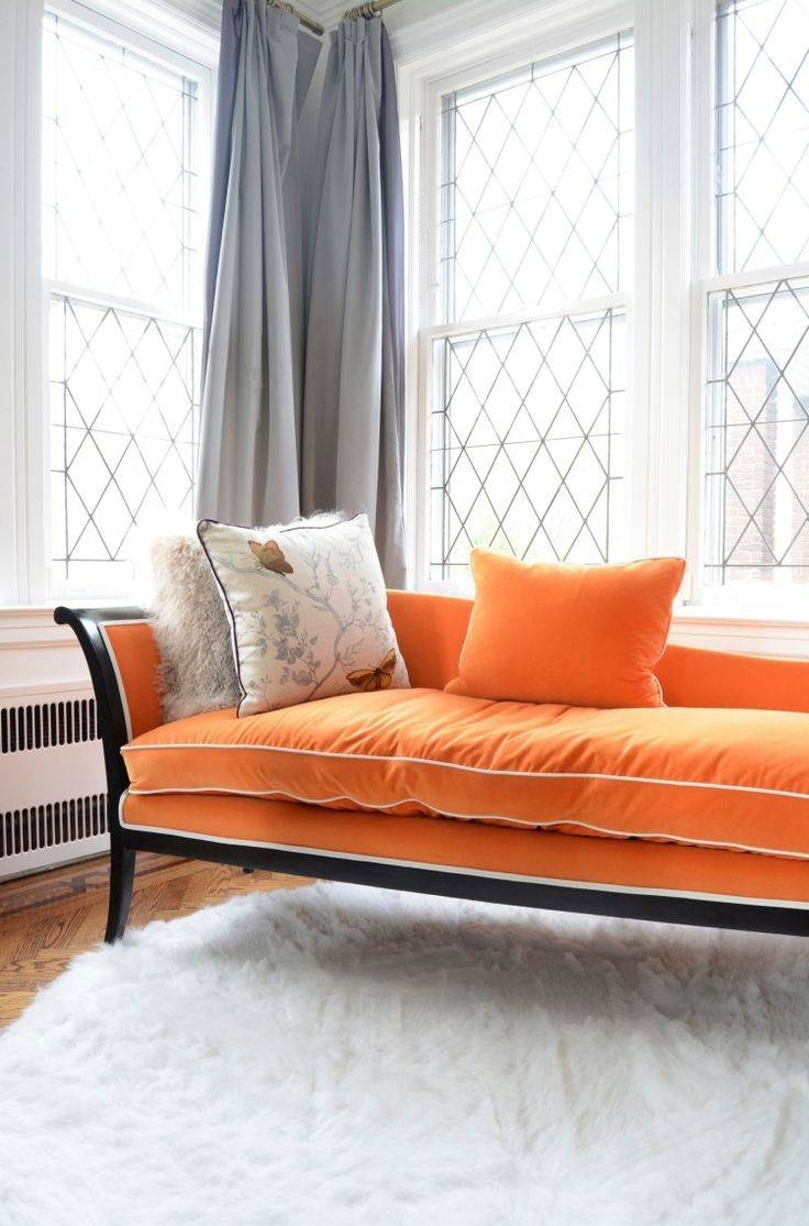 Best 20+ Orange Sofa Ideas On Pinterest | Orange Sofa Design throughout Orange Sofa Chairs (Image 5 of 15)